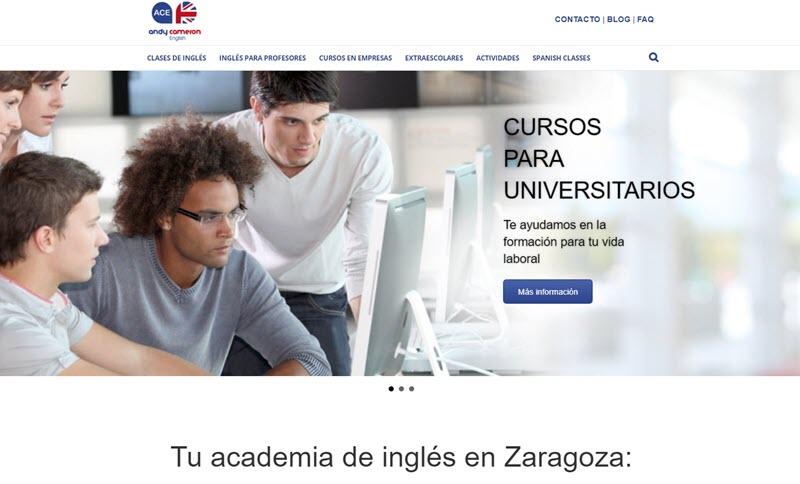 Diseño de páginas web en Zaragoza | Visualcom