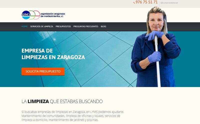 Desarrollo páginas web en Zaragoza | Visualcom